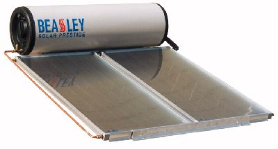 beasley solar hot water system roof mounted 300 litre
