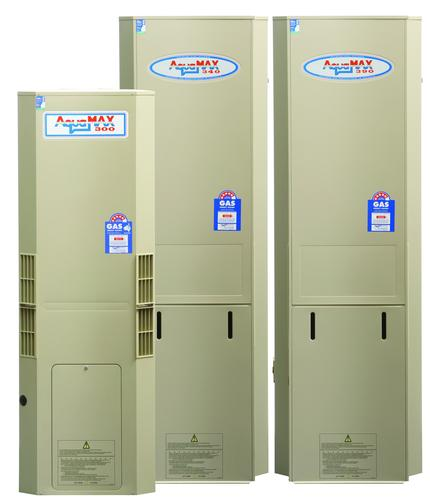 aquamax gas hot water systems 135, 340, 390, litre models