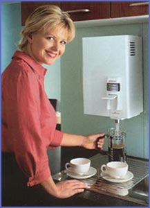 zip instant boiling water unit wall mounted