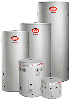 dux electric hot water systems Brisbane Gold Coast