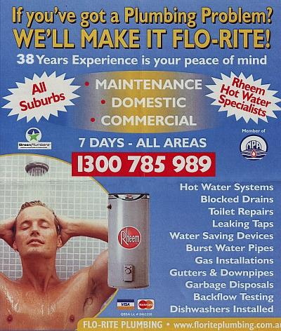 Plumbers Toowong service Taringa, Bardon, West End, Auchenflower, St Lucia, Spring Hill, Brisbane City.