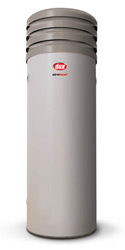 dux airoheat 250 litre heat pump hot water systems