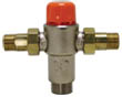 RMC orange top solar high performance tempering valve