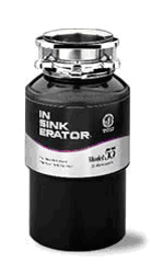 InSinkErator 55 Garbage Disposal Unit Brisbane - Gold Coast