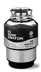 insinkerator model 75 garbage disposal unit