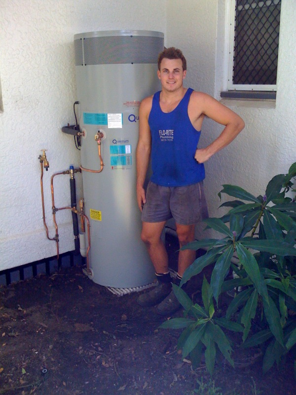 Quantum Heat Pump Hot Water Systems Brisbane Gold Coast