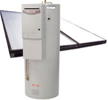 rheem premier loline gas Solar Water Heaters Brisbane - Gold Coast