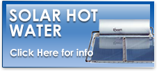 Solar hot water systems brisbane gold coast